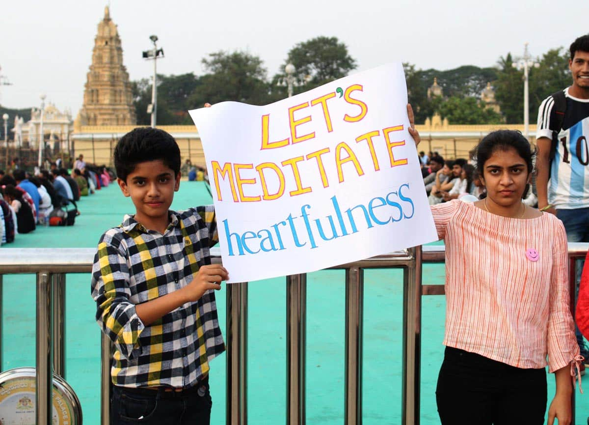 lets meditate heartfulness