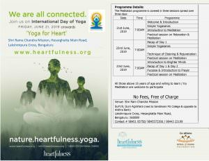 Events Archive - Heartfulness Primary