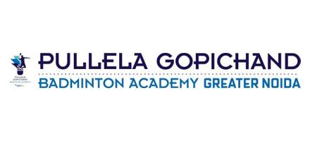 pullela gopichand badminton academy logo