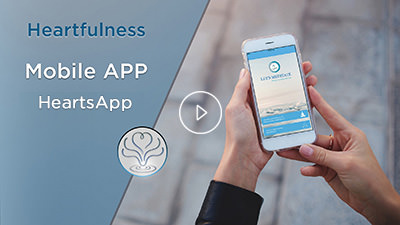 heartfulness meditation mobile app - heartsapp