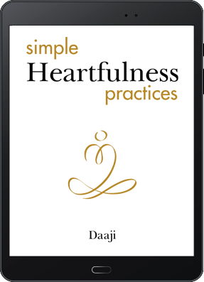 simple heartfulness practices by kamlesh d patel