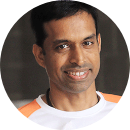 Pullela Gopichand, Director, Dhyana, and Chief Coach, Indian Badminton Team